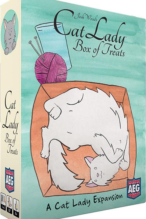 Cat Lady: Box of Treats