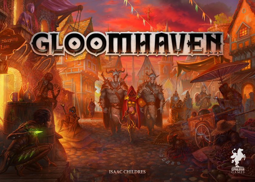 Gloomhaven Joust League