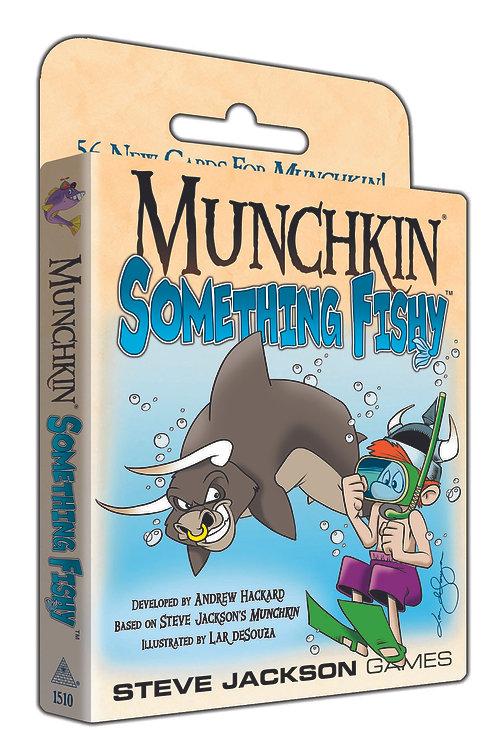 Munchkin: Something Fishy Expansion