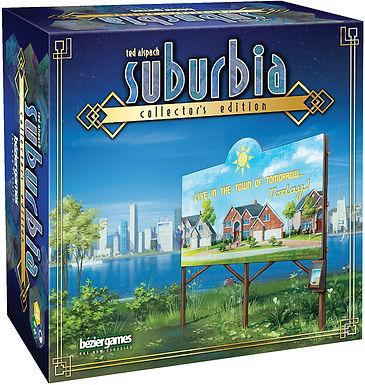 Suburbia: Collector`s Edition