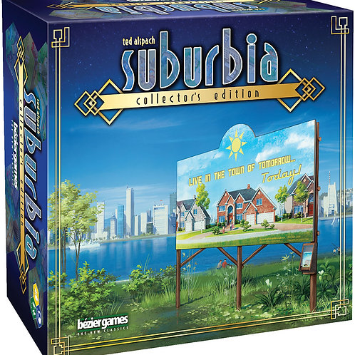 Suburbia: Collector`s Edition