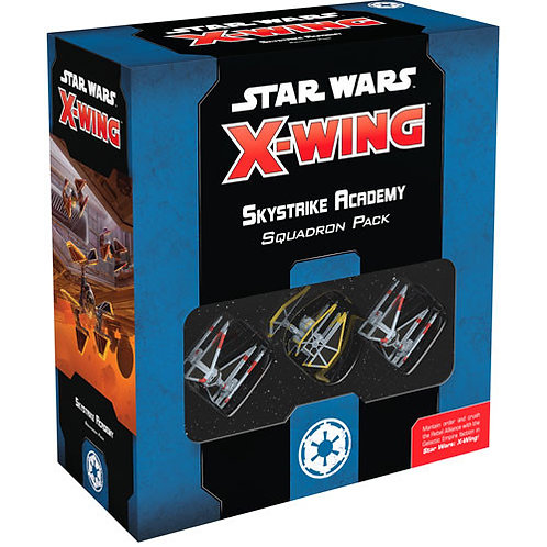 Star Wars X-Wing 2nd Edition: Skystrike Academy Squadron Pack