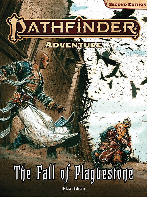 Pathfinder RPG: Adventure - The Fall of Plaguestone (P2)