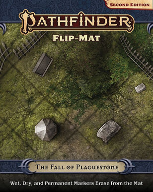 Pathfinder RPG: Flip-Mat - The Fall of Plaguestone (P2)