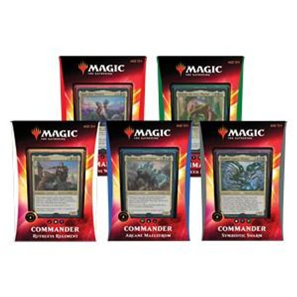 Magic the Gathering CCG: Ikoria - Lair of Behemoths Commander Deck
