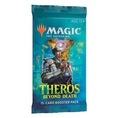 Magic the Gathering CCG: Theros Beyond Death Booste