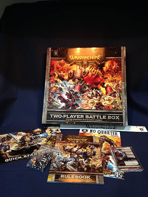 Warmachine Two Player Battle Box