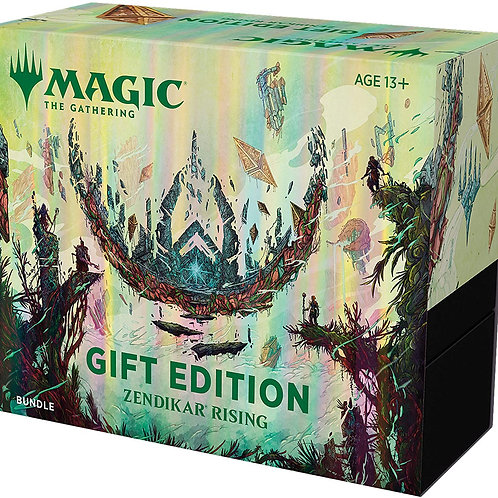 Magic: The Gathering Zendikar Rising Gift Bundle