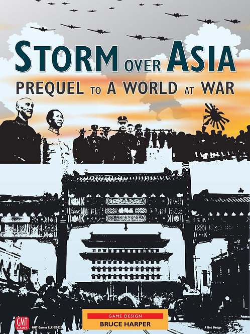 Storm Over Asia: The Pacific Prequel to A World at War
