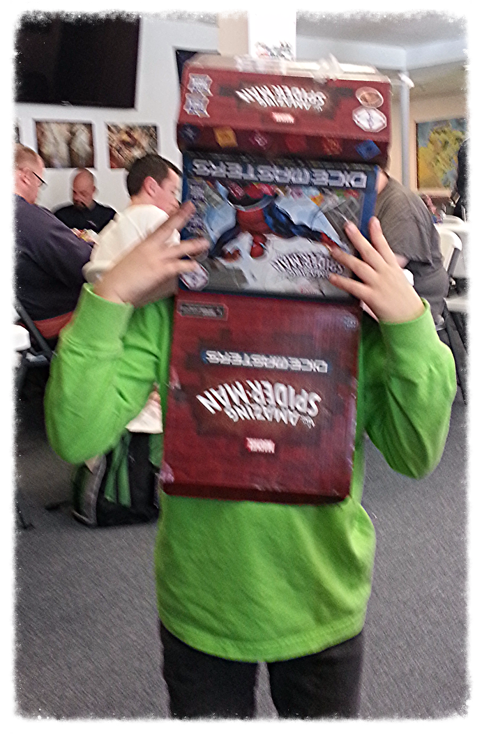 Revenge of Amazing Spiderman Boybot