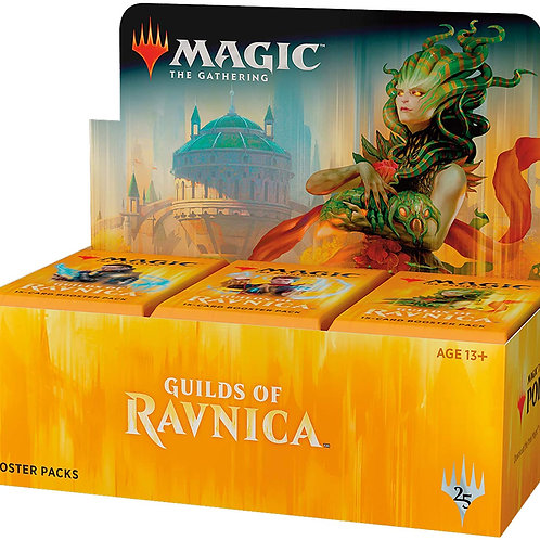 Magic the Gathering CCG: Guilds of Ravnica  Booster Display (36)