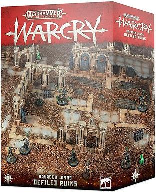 Games Workshop Warcry: Defiled Ruins