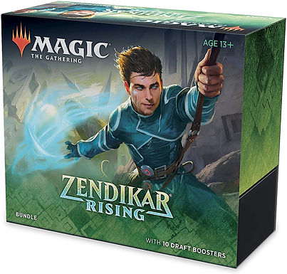 Magic: The Gathering Zendikar Rising Bundle