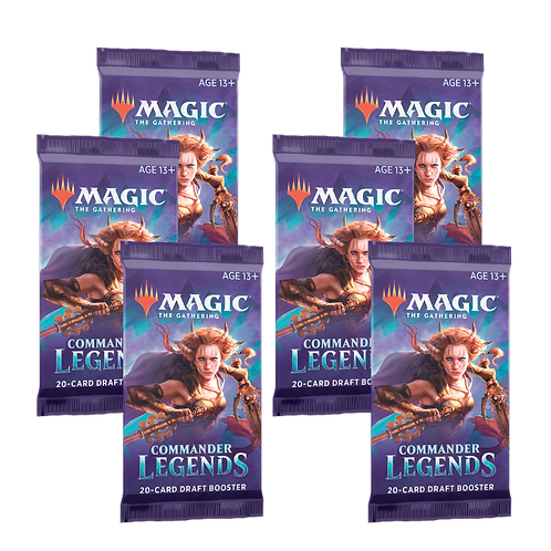 Magic the Gathering CCG: Commander Legends Sealed Kit