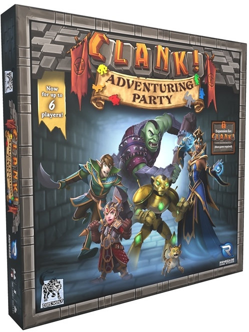 Clank!: Adventuring Party Expansion