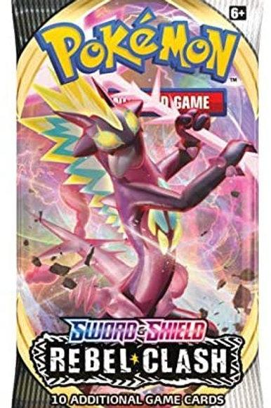 Pokemon TCG: Sword & Shield - Rebel Clash Booster Pack