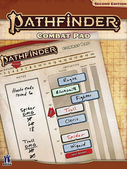 Pathfinder RPG: Combat Pad (P2)