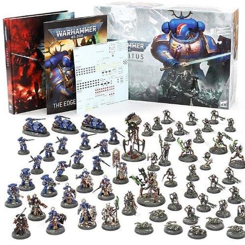 Warhammer 40,000 Indomitus (English)