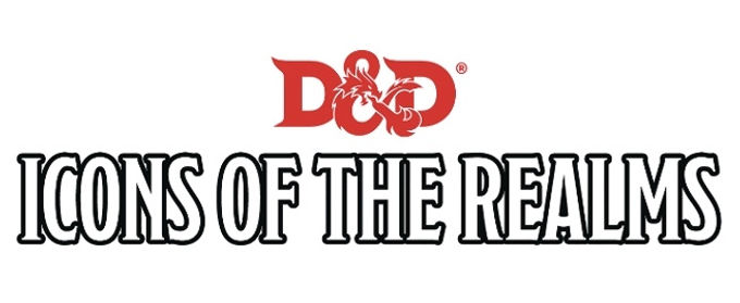 D&D Fantasy Miniatures: Icons of the Realms Set 16 Mythic Odyssey Brick (8)