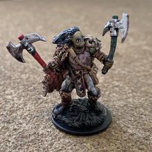 Half orc barbarian (Nolzur's)