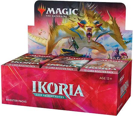 Magic the Gathering CCG: Ikoria - Lair of Behemoths Booster Display (36)