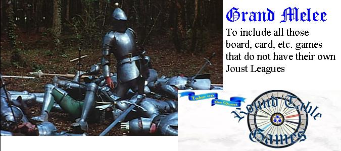 Board Game Joust League