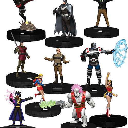 DC HeroClix: Justice League Unlimited Booster Brick