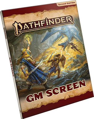 Pathfinder RPG: GM Screen (P2)