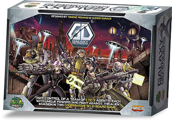 Galaxy Defenders: Core Set