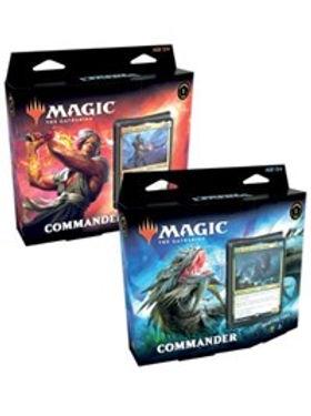 Magic the Gathering CCG: Commander Legends Commander Deck