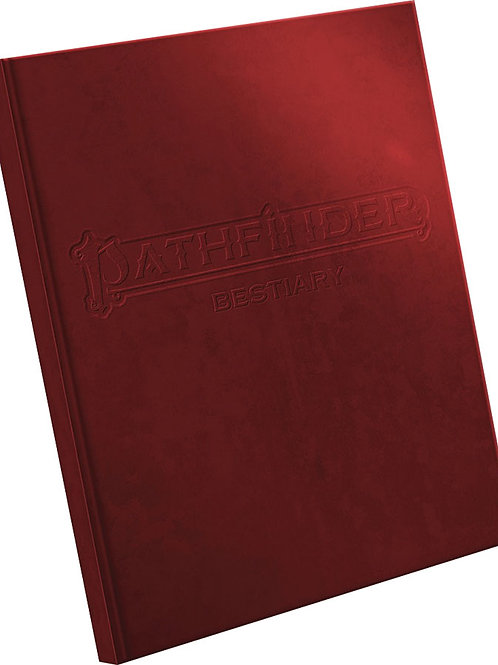 Pathfinder RPG: Bestiary Hardcover (Special Edition) (P2)