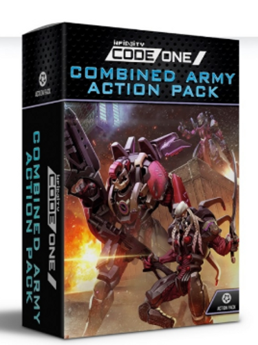 Infinity: Combined Army - Shasvastii Action Pack