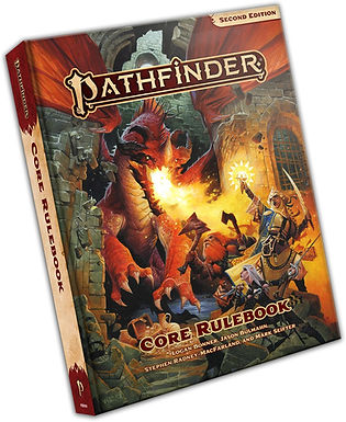 Pathfinder 2e Age of Ashes