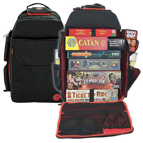 Ultimate Boardgame Backpack