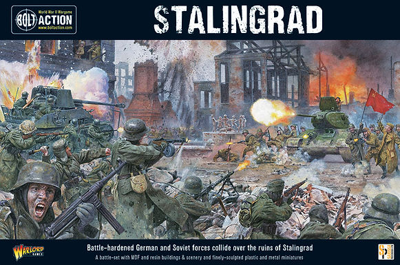 Bolt Action: Stalingrad Battle-Set