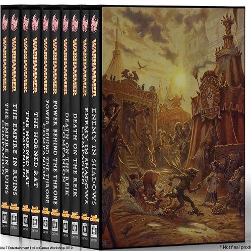 Warhammer Fantasy RPG: Enemy Within Collector`s Edition - Vol. 1: Enemy in Shado