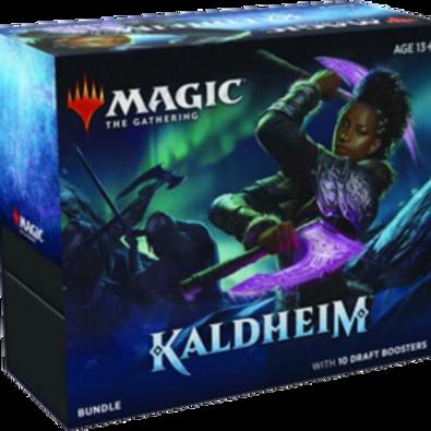 Magic the Gathering CCG: Kaldheim Bundle