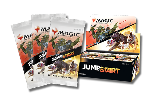 Magic the Gathering CCG: Jumpstart booster pack