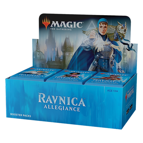 Magic the Gathering CCG: Ravnica Allegiance  Booster Display (36)