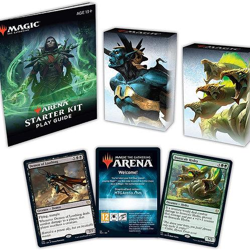 Magic: The Gathering Arena Starter Kit | 2 Starter Decks | MTG Arena Code Card