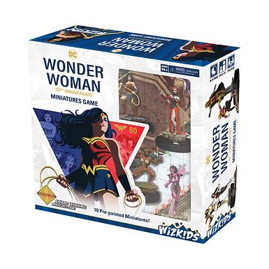 DC HeroClix: Wonder Woman 80th Anniversary Miniatures Game