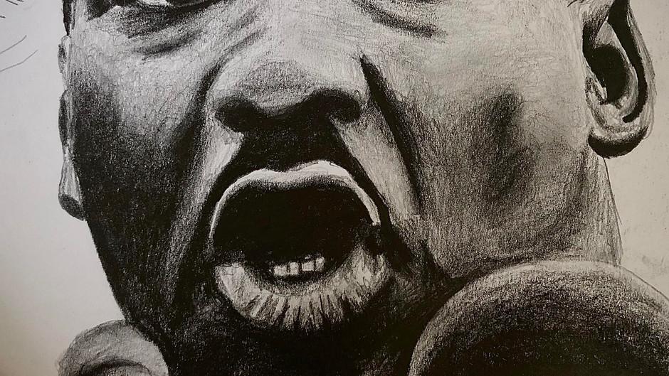 influential figures on black lives : Martin Luther King Jr.