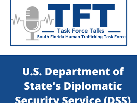Episode 7: U.S. Department of State's Diplomatic Security Service (DSS)