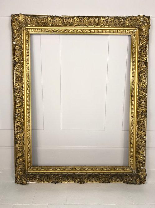 French gold guild frame