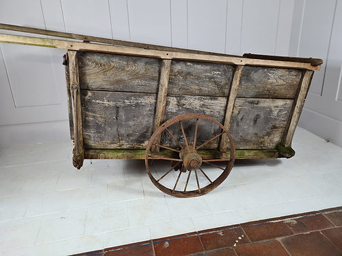 Estates Made Pig Cart
