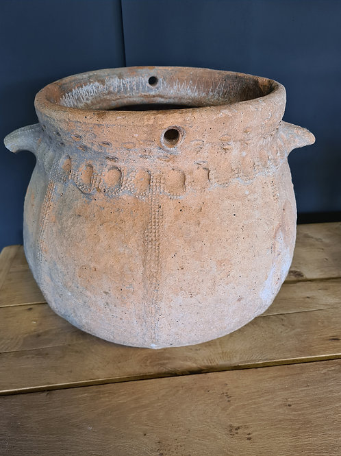 17th c French Salting Pot