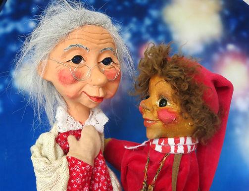Kasper und Oma