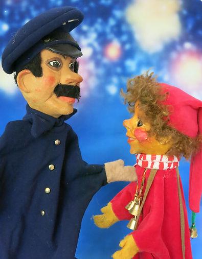 Kasper und Polizist