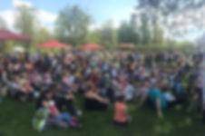 Publikum Gurten Kasperlitheater
