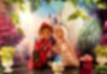 Kasperli und Prinzessin